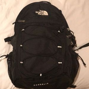 Barely Used Northface Book Bag